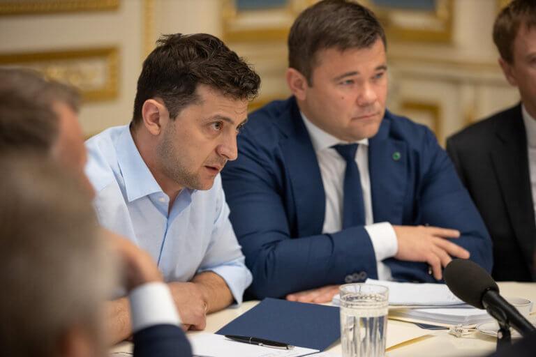 Άρχισαν τα… τζαρτζαρίσματα της Μόσχας με τον νέο Ουκρανό Πρόεδρο Ζελένσκι