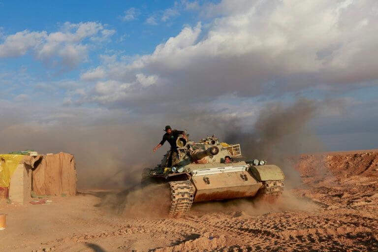 Κάτι τρέχει στο Ιράκ – Ματαιώνονται γερμανικά γυμνάσια, εκκενώνεται η Πρεσβεία των ΗΠΑ