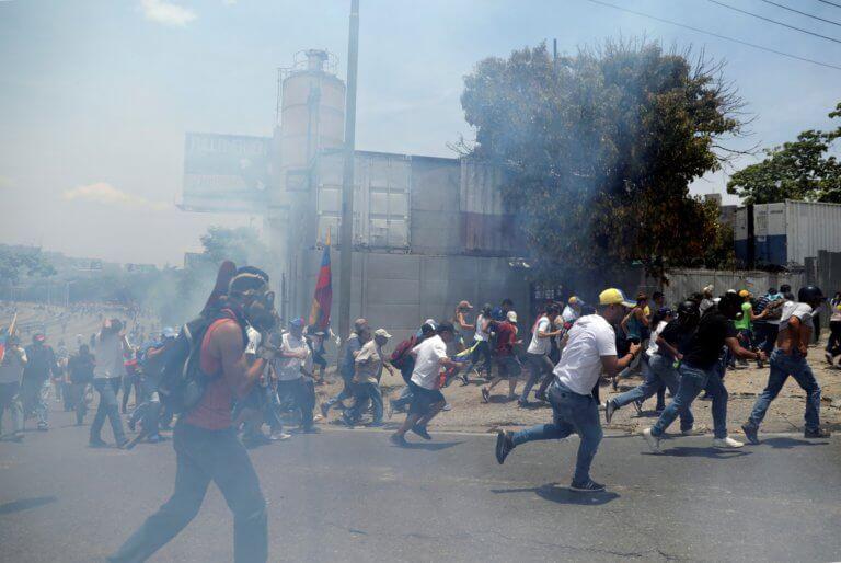 Βενεζουέλα: Εμφύλιο και αιματοχυσία φοβούνται τα Ηνωμένα Έθνη!
