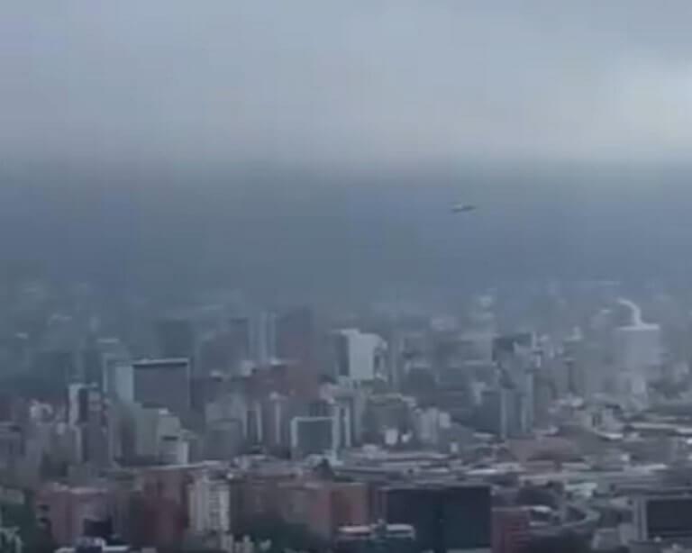 Βενεζουέλα: Βίντεο – σοκ από τη συντριβή στρατιωτικού ελικοπτέρου!