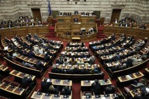 Άρχισε να «βρέχει» τροπολογίες στην Βουλή!
