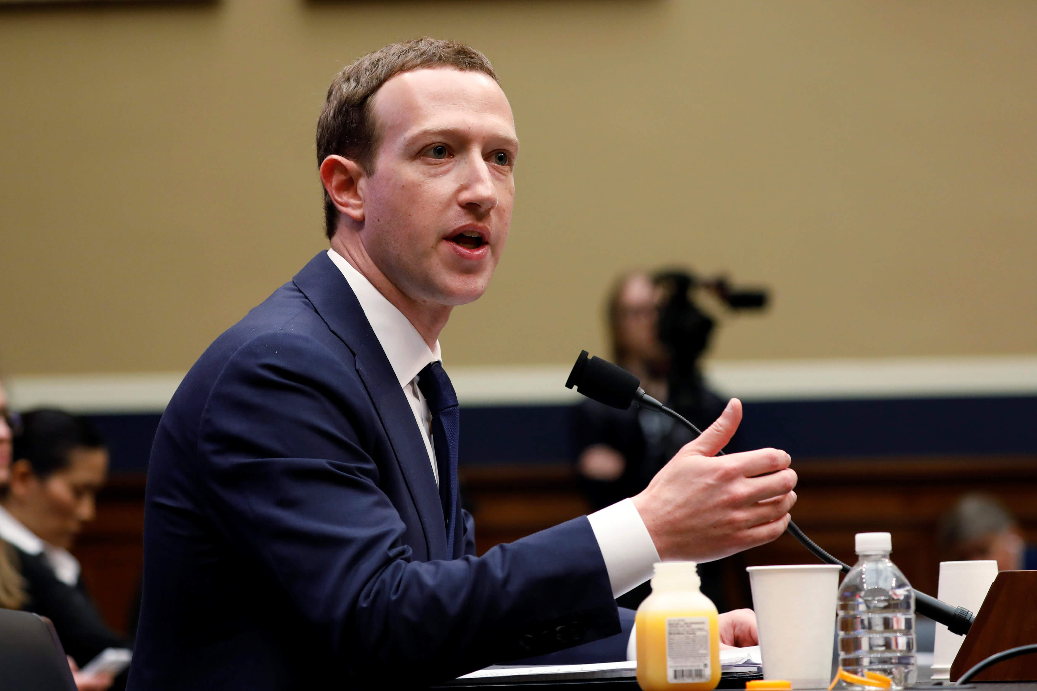 Facebook: Συνελήφθη για σεξισμό και ρατσισμό ο υπεύθυνος ασφαλείας του Ζάκερμπεργκ