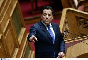 «Πυροβόλησε» ο Άδωνις μετά τα exit polls! «Ένας νουνεχής πρωθυπουργός θα πήγαινε σήμερα κιόλας σε εκλογές»