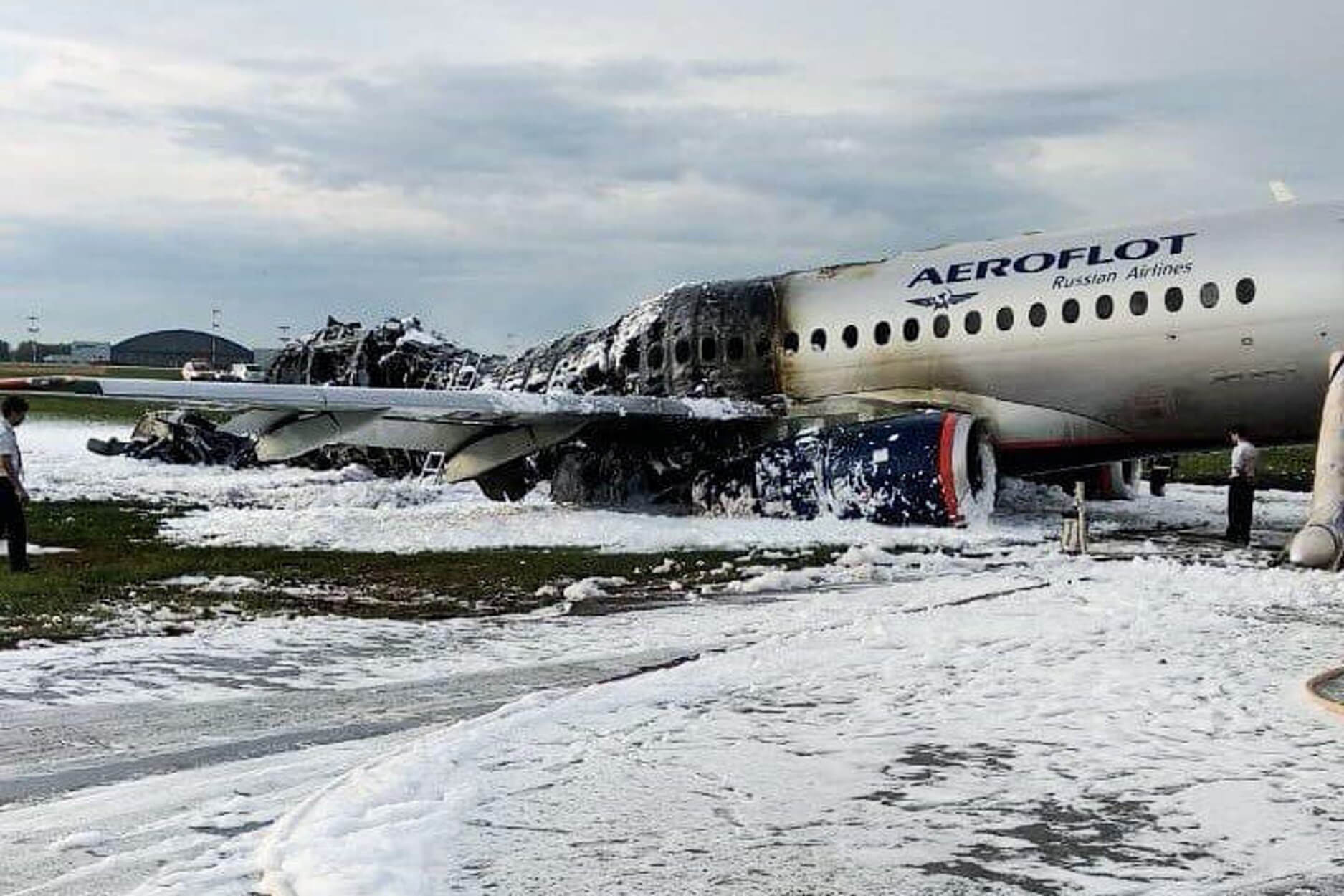 """Ιπτάμενες """"καρμανιόλες"""" τα Ρωσικά αεροπλάνα - Δεν υπάρχει καν υψηλό επίπεδο ασφαλείας!"""