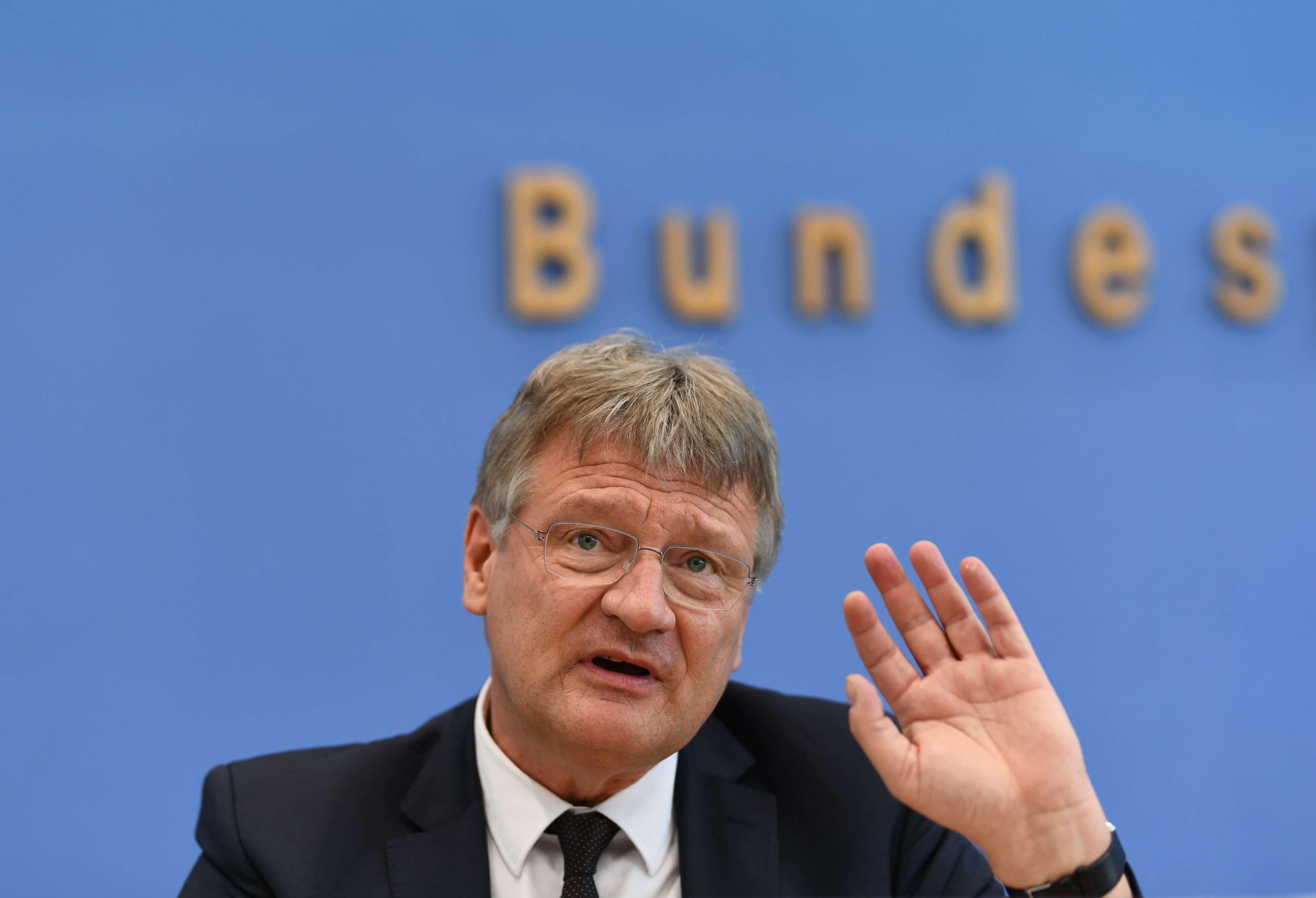 """Γερμανία: Η νεολαία του AfD ζητά αλλαγή των θέσεων για το κλίμα – """"Σταματήστε τα ακατανόητα"""""""