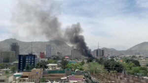 Αφγανιστάν: 4 οι νεκροί από την επίθεση στο προεκλογικό κέντρο – Μεταξύ τους ένα παιδί