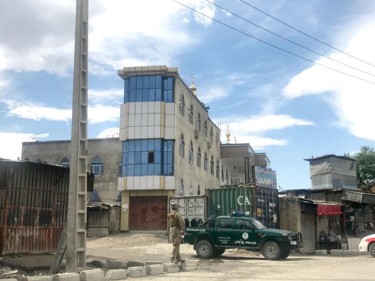 Αφγανιστάν: Ισχυρή έκρηξη στην Καμπούλ!
