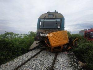 Κίνδυνος – θάνατος η αφύλαχτη διάβαση που έγινε το δυστύχημα με το τρένο!