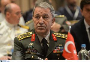 """Νέες προκλήσεις Ακάρ! """"Αποφασισμένοι να υπερασπιστούμε τα δικαιώματά μας σε Αιγαίο και Κύπρο"""""""