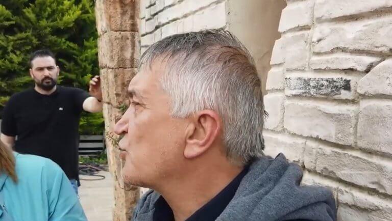 Αλεξανδρούπολη: Αρνείται ο καταστηματάρχης τις… μπουνιές στον εφοριακό! video