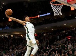 NBA: Ο Αντετοκούνμπο κυρίαρχος της Ανατολής και ο Ντόντσιτς της Δύσης για τον Νοέμβριο! [pic + video]