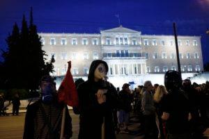 Συλλαλητήριο για τον Δημήτρη Κουφοντίνα στο κέντρο της Αθήνας!