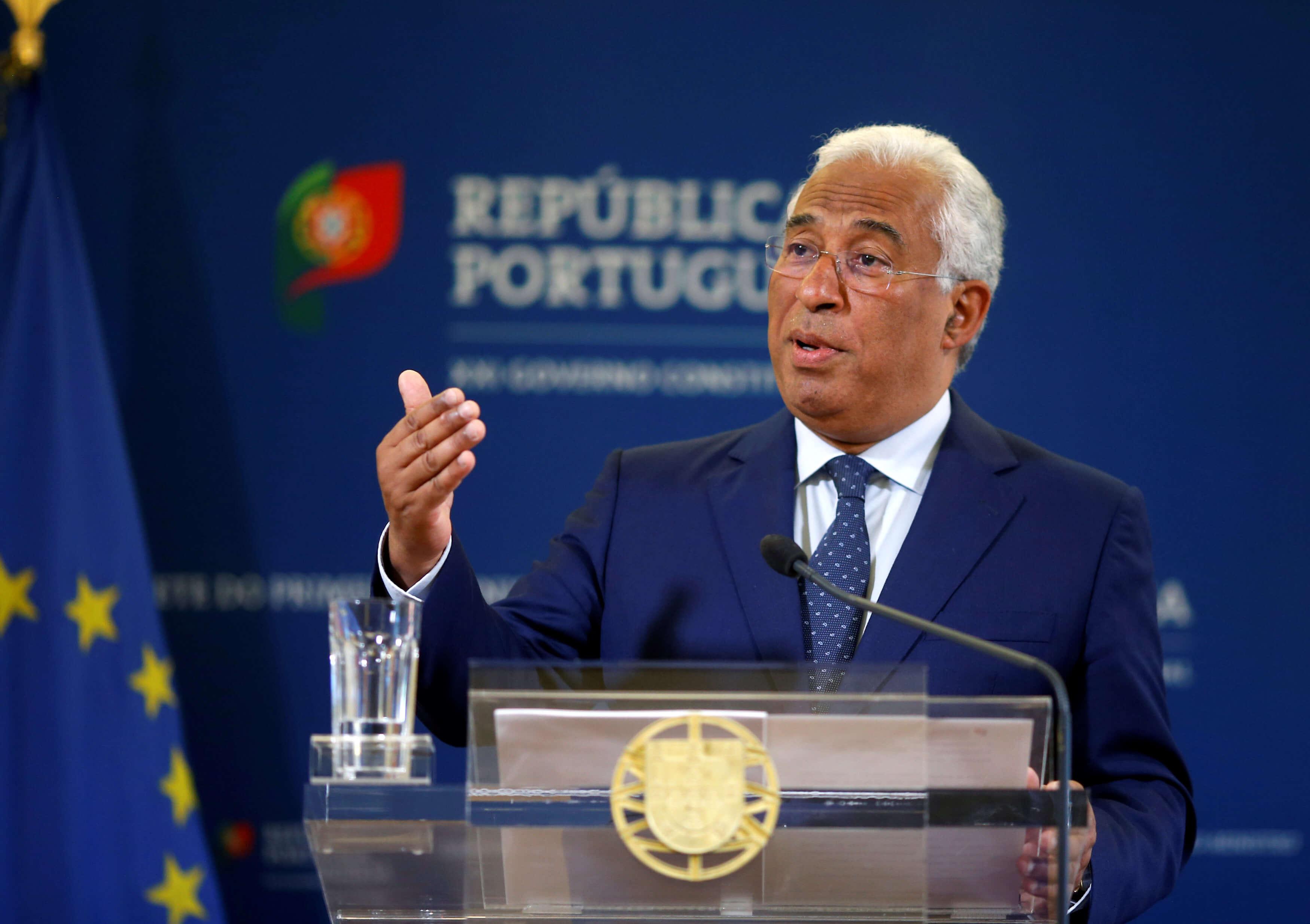 Πορτογαλία: Σε απομόνωση ο πρωθυπουργός Αντόνιο Κόστα – Θετικός στον κορονοϊό συνεργάτης τoυ