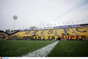 Άρης: Στο «Βικελίδης» η UEFA! Ελέγχει το γήπεδο ενόψει Europa League