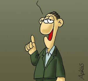 """Αρκάς: """"Έχρισε"""" τον Τσίπρα καλύτερο πρωθυπουργό! Στο… περίπου"""