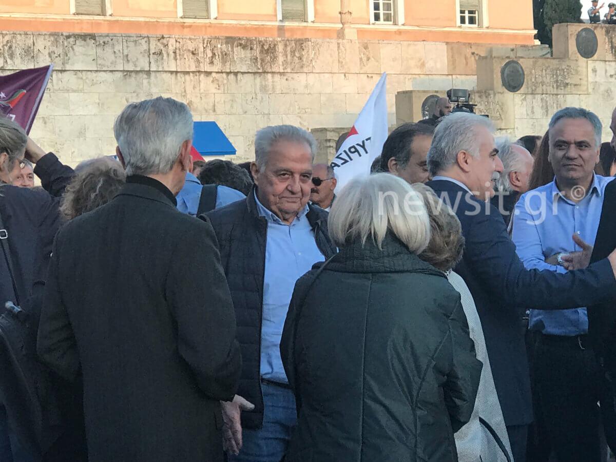 ΞΕΦΤΙΛΑ! Ο αρχηγός της ΕΛ.ΑΣ. παρευρέθηκε στην προεκλογική συγκέντρωση του ΣΥΡΙΖΑ... (ΕΙΚΟΝΕΣ)