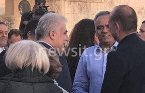 Σάλος με τις φωτογραφίες του αρχηγού της ΕΛ.ΑΣ. στην προεκλογική συγκέντρωση του ΣΥΡΙΖΑ