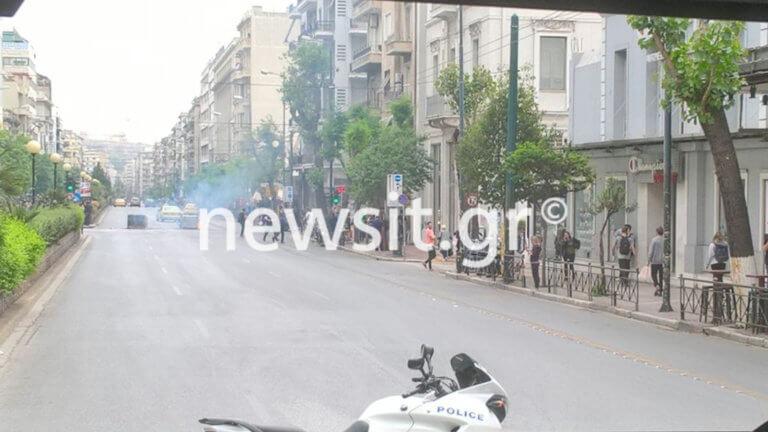 Πολλαπλό «χτύπημα» για τον Κουφοντίνα – Φωτιά σε ΑΣΟΕΕ, Γεωπονικό, Πανεπιστημιούπολη
