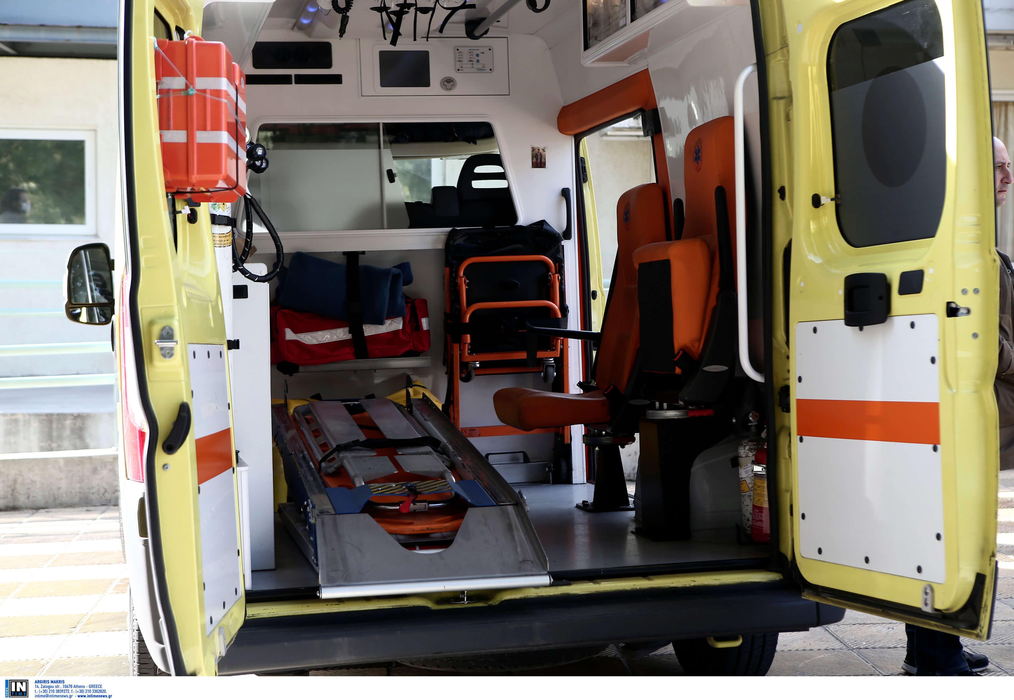 Άρτα: Φορτηγό έκανε όπισθεν και σκότωσε άστεγο – Τραυματίστηκε σοβαρά και μία γυναίκα!