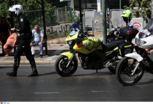 Τροχαίο με τρεις τραυματίες στην Βάρκιζα στο ύψος του Ribas