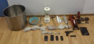 Τέσσερις συλλήψεις για διακίνηση ναρκωτικών στο κέντρο της Αθήνας