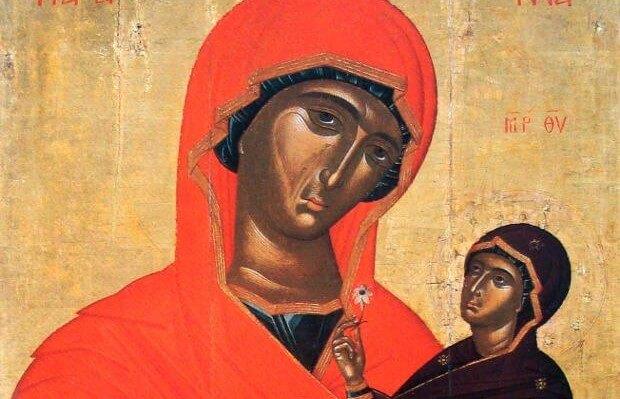 Προσευχή για την ατεκνία από τη μητέρα της Παναγίας