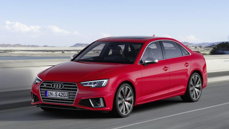 Μόνο με ντίζελ κινητήρα το νέο Audi S4