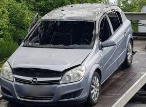 Αρκαδία: Μέσα σε αυτό το αυτοκίνητο βρέθηκε το απανθρακωμένο πτώμα – Μυστήριο μετά τις εικόνες σοκ [pics]
