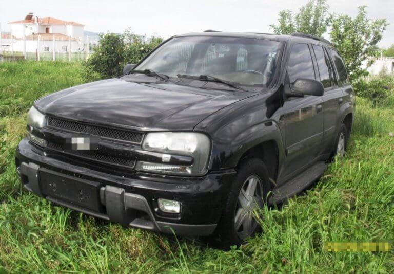 Ροδόπη: Αυτό το αυτοκίνητο έκρυβε καλά το μυστικό τους – Αποκαλύφθηκε τη στιγμή που δεν έπρεπε