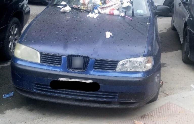 Θεσσαλονίκη: Πάρκαρε πάνω σε ράμπα και βρήκε έτσι το αυτοκίνητό του!