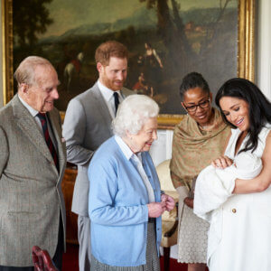 Άρτσι – Χάρισον: Τι σημαίνουν τα ονόματα του βασιλικού μωρού