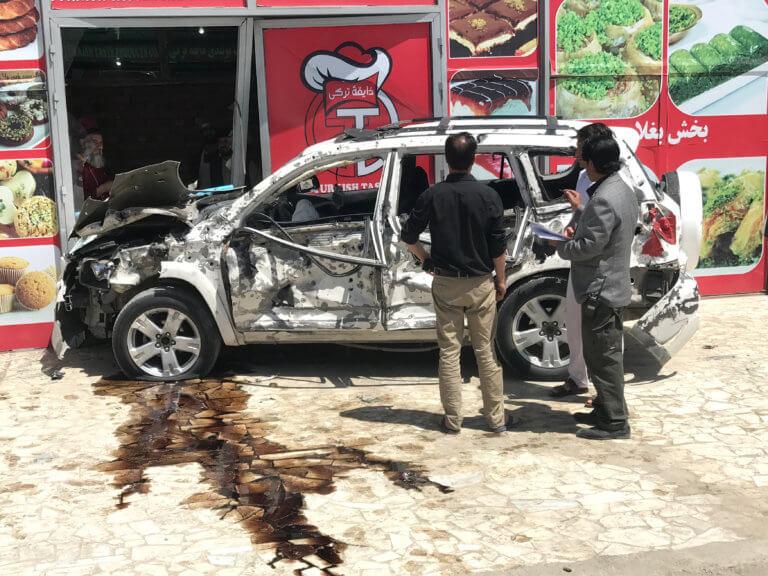 Αιματηρή επίθεση καμικάζι στο Αφγανιστάν – Πληροφορίες για θύματα