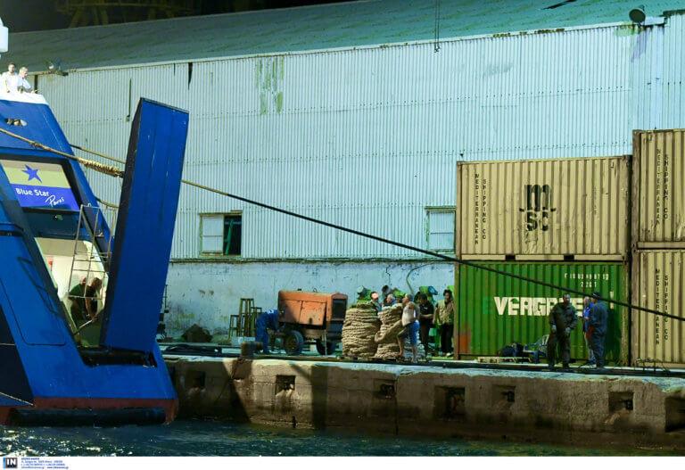 Αμοργός: Μηχανική βλάβη στο πλοίο «Blue Star Paros» – Επιστρέφει στον Πειραιά!