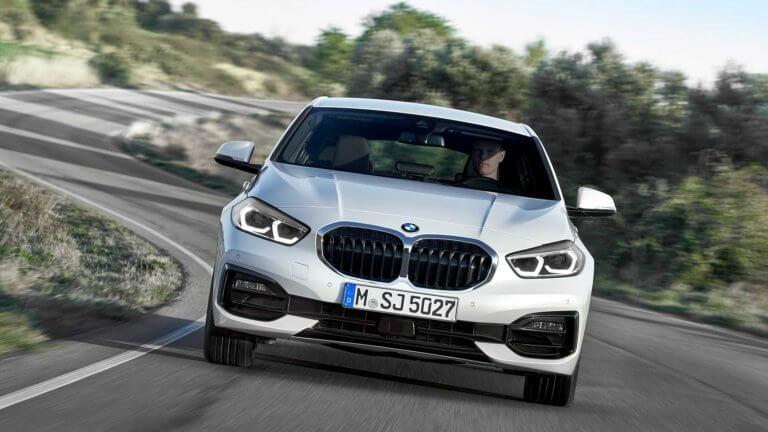 Αποκαλυπτήρια για τη νέα BMW Σειρά 1 [pics]