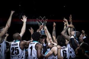 Basketball Champions League: Πρωταθλήτρια Ευρώπης η Μπολόνια