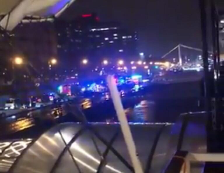Δούναβης: Συναγερμός! Ανατροπή ποταμόπλοιου με δεκάδες επιβαίνοντες! video