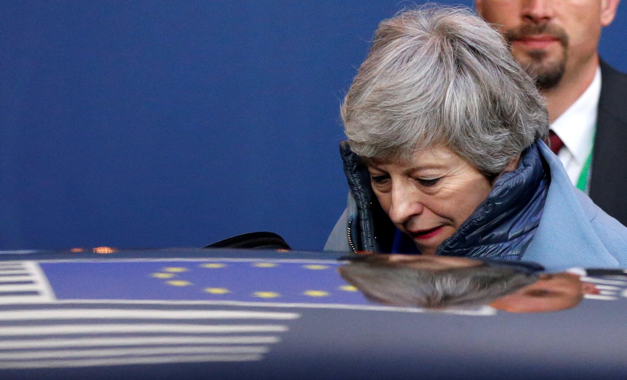 Brexit - Τερέζα Μέι