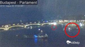 Βουδαπέστη: Εικόνες ντοκουμέντο από τη στιγμή της σύγκρουσης των πλοίων! video