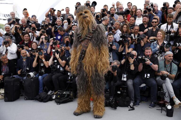 Star Wars: Πέθανε ο Chewbacca! Θρήνος για τον Peter Mayhew