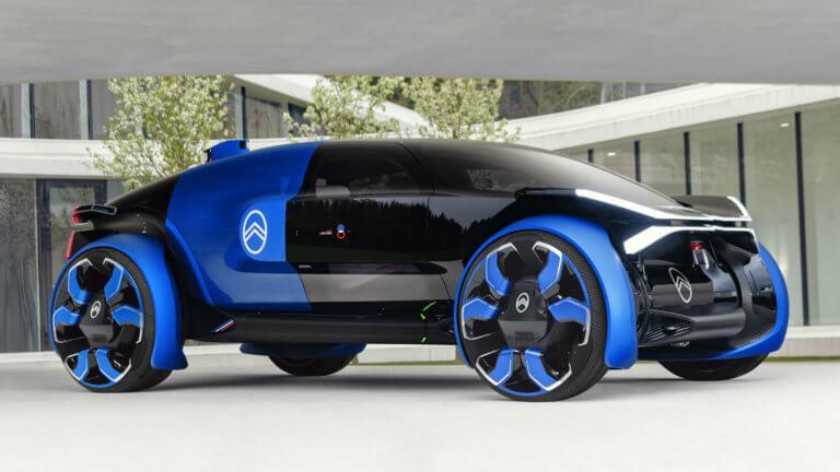 Ταξίδι στο μέλλον με το νέο πρωτότυπο της Citroën [vid]