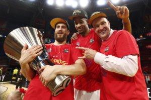 Euroleague: Πολυτιμότερος παίκτης του Final Four ο Κλάιμπερν