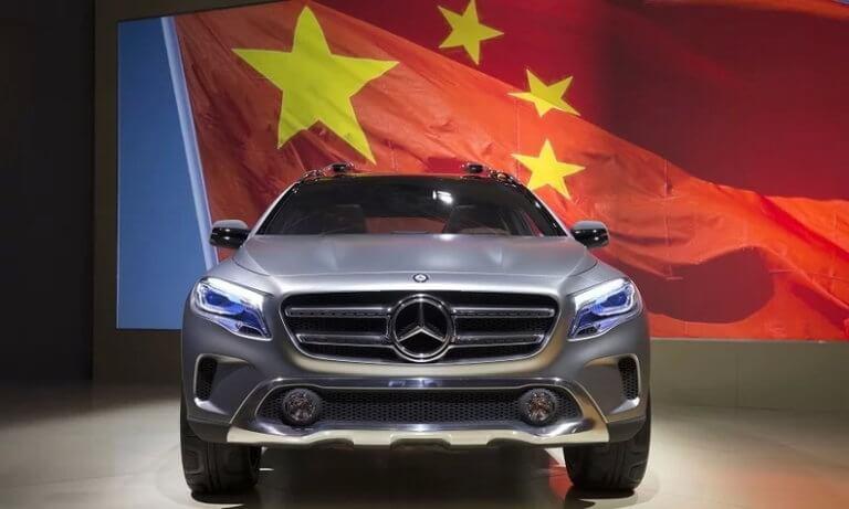 Η κινεζική BAIC θέλει το 5% της Daimler