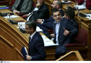 """Εκλογές 2019 – Debate: """"Λίγος"""" λέει ο ΣΥΡΙΖΑ για Μητσοτάκη!"""