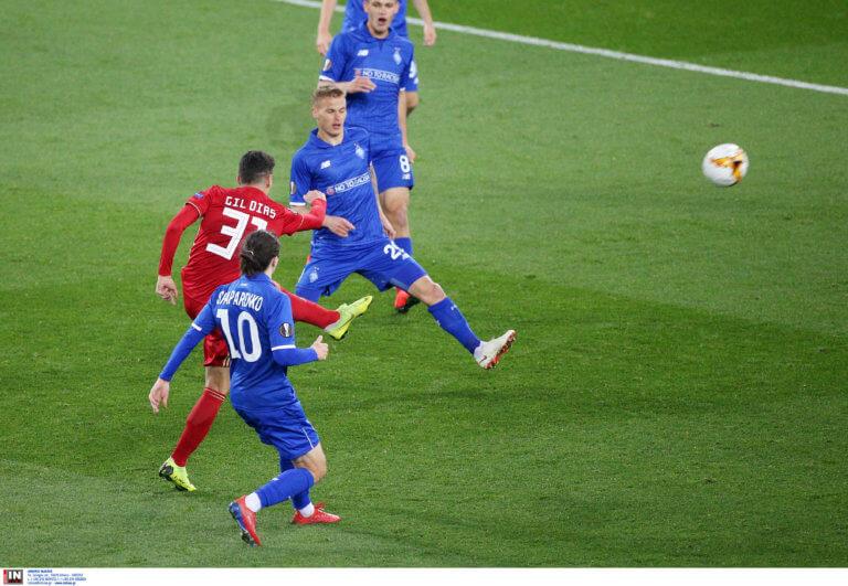 Ολυμπιακός: Το γκολ του Ντίας στα καλύτερα του Europa League! – video