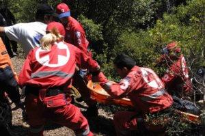 Κρήτη: Επιχείρηση διάσωσης τουρίστριας σε φαράγγι