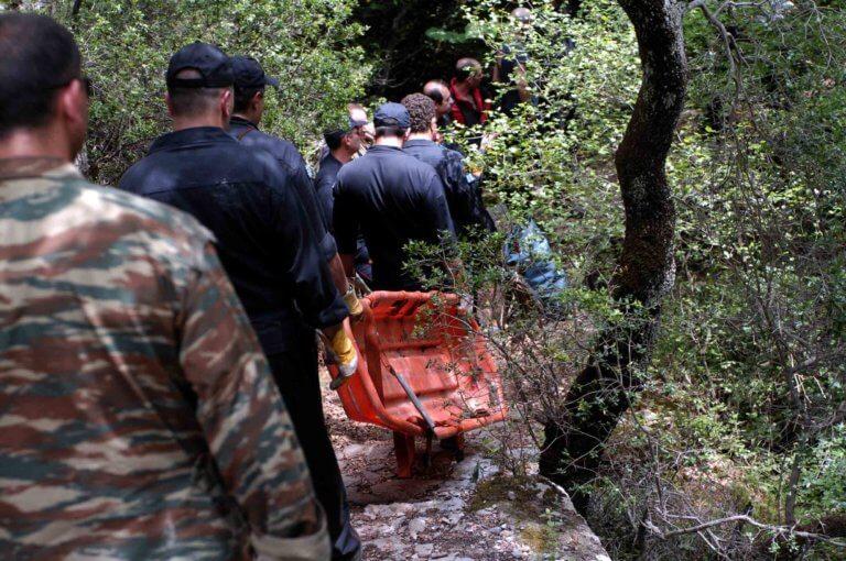 Επιχείρηση διάσωσης γιατρού που έπεσε σε φαράγγι της Κρήτης