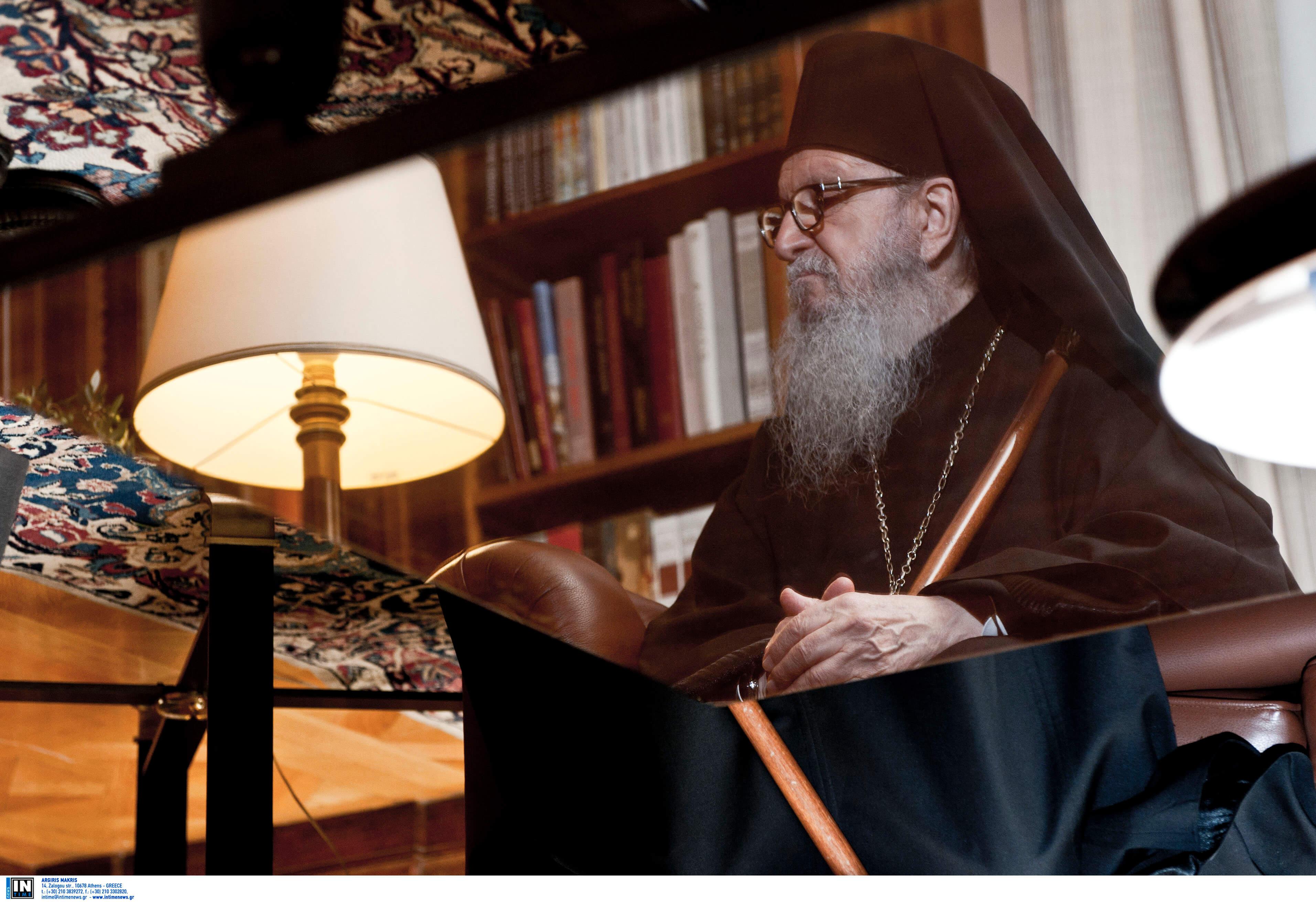 Παραιτήθηκε ο Αρχιεπίσκοπος Αμερικής Δημήτριος!