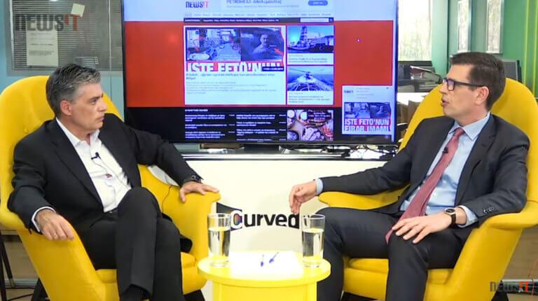 Δημήτρης Καιρίδης στο newsit.gr: Η Τουρκία θέλει να μας σύρει σε διμερή διαπραγμάτευση