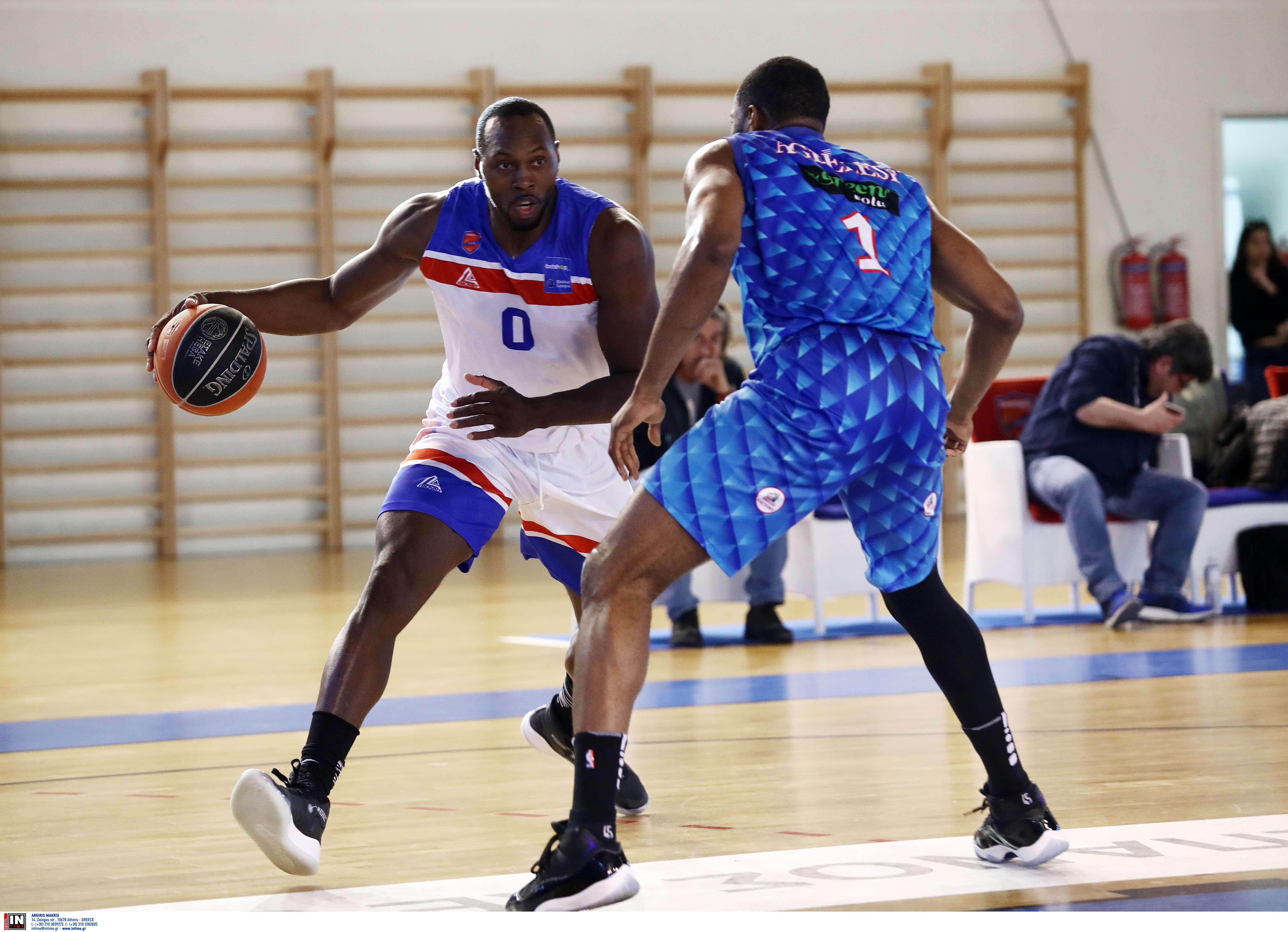 "Basket League: Ματς ντροπή! ""Παρωδία"" στο Πανιώνιος – Χολαργός – video"