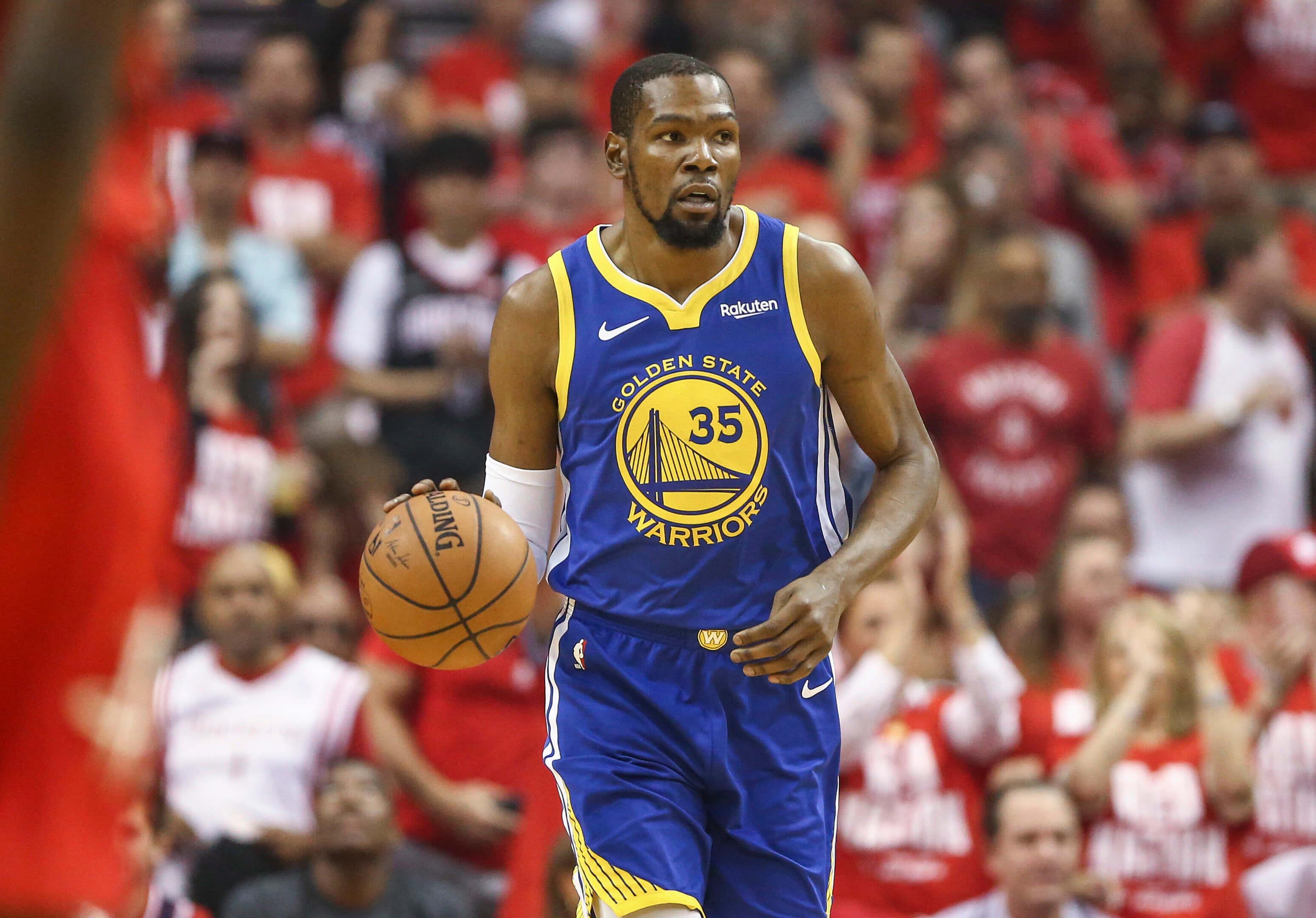 NBA: Μένει εκτός ο Ντουράντ! Χάνει τον πρώτο τελικό